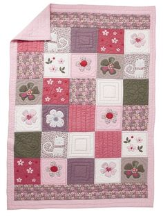 couvre lit patchwork fille Quilt Coverlet Set Twin/Twin XL Single Size Country Cottage Floral  couvre lit patchwork fille