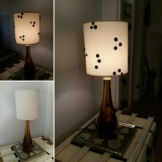 Pimping the lampshade with beautiful vintage buttons ❤ Vintage Buttons, Table Lamp, Beautiful, Home Decor, Creative, Table Lamps, Decoration Home, Room Decor, Home Interior Design