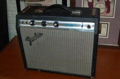 Fender Silverface Champ 1977 Black Tolex | Reverb.com. Give us a call. Lawman Guitars. 515-864-6136