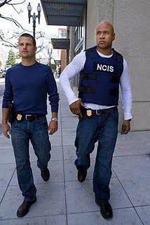 Chris O'Donnell (G. Calan) & LL Cool J (Sam Hanna) - NCIS LA