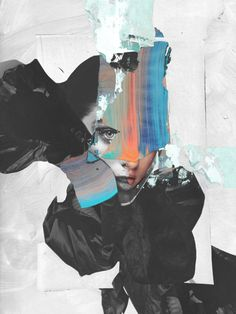 Mixed media ART | Collage | Paint | Photography