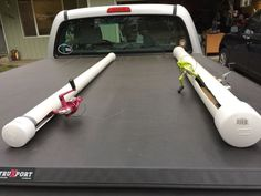 DIY Rod Holders For Your Pickup Or Car = Farkin Brilliant