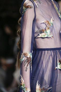 Valentino Details Autumn/Winter 2014-15 Ready-To-Wear Paris Fashion Week Best Looks PFW