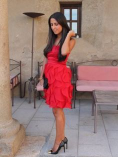 mariatrschic Outfit   Verano 2012. Cómo vestirse y combinar según mariatrschic el 5-9-2012