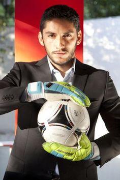 Mexico Goalie jesus corona
