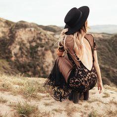 ╰☆╮Boho chic bohemian boho style hippy hippie chic bohème vibe gypsy fashion indie folk the 70s . ╰☆╮ •●•