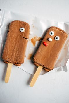 DIY Fudgsicle Faces