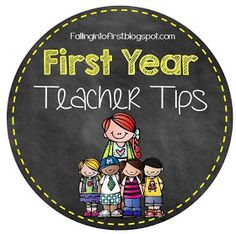 Falling Into First: First Year Teacher Tips