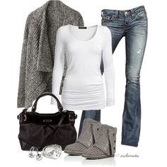 """""""Warming Up For Winter"""" by archimedes16 on Polyvore"""