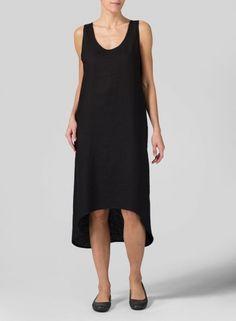 daac1bdff0 Linen Hi-lo Dress Miss Me Outfits