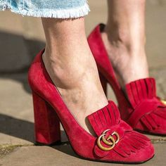 a5c815baae6 Would you wear these Gucci shoes  Beautiful Shoes