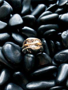 Gold #Ring w/Diamonds#Gusterman's