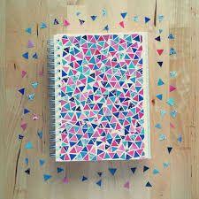 Resultado de imagen para como decorar un folder juvenil mandalas