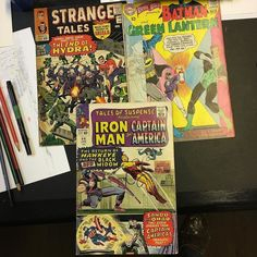 Got these silver age goodies in the post today. Love the classic B&B Gil Kane cover! #comics #silveragecomics https://t.co/iHWxkVW6LZ