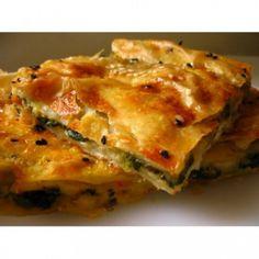 Spinazie Borek ( Turkse specialiteit ) Lekker en heel makkelijk om zelf te maken. Recept ga naar de bron. Hummm