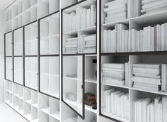 System - design by Piero Lissoni - Porro Spa