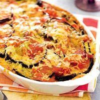 Recept - Ovenschotel met aubergine - Allerhande