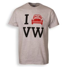 I Beetle VW T-Shirt