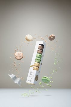 Edvardas Kavarskas - SUCRÉ Macarons #Packaging #Design — World Packaging Design Society / 世界包裝設計社會 / Sociedad Mundial de Diseño de Empaques