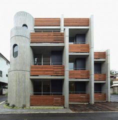 japanese architecture best modern houses in japan flagpole house see ...