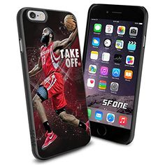NBA Basketball Player James Edward Harden, Jr. Houston Rockets , Cool iPhone 6 Smartphone Case Cover Collector iphone TPU Rubber Case Black Phoneaholic http://www.amazon.com/dp/B00WFPKQ3O/ref=cm_sw_r_pi_dp_zqNpvb0F2DMNE