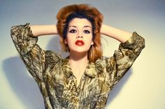 Excentrique by Teona , via Behance Behance, Blouse, Tops, Women, Fashion, Eccentric, Moda, Fashion Styles, Blouses