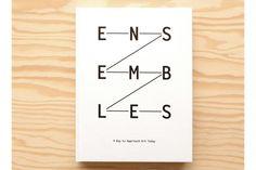 olivier lamy - atelier de création graphique et typographie - Ensembles