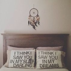 la dispute lyric pillows, and I want a dream catcher so badly that would be sick to have Hipster Grunge, Hipster Style, La Dispute Lyrics, Ideas Prácticas, Gift Ideas, Roomspiration, My New Room, First Home, My Dream Home
