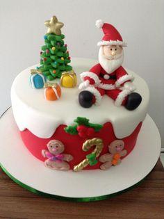 Na semana do Natal nada mais inspirador que um post cheio de bolos e doces de Natal. Aqui não faço nenhum bolo temático no Natal, mas sempre faço no Ano Novo porque é aniversário da minha mãe. Espero que vocês gostem dessa seleção e não se esqueçam de ver também o post de ideias criativas …