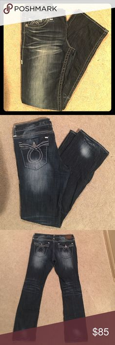 Maddie Bootcut Big Star Jeans Size 32L Great condition and very comfortable! Big Star Jeans Boot Cut