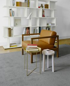 #chair #lounge #modern #simple