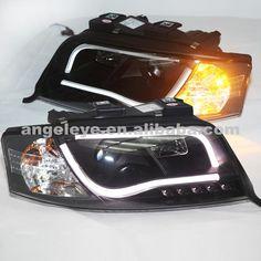 LED Head Light For Audi A6 LED head lamp 1997 - 2001 year V2 Type