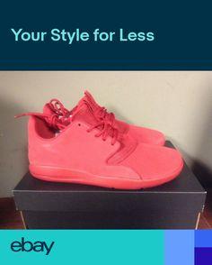 adf52e1210de Mens Jordan Eclipse Shoes Gym RedGym Red Suede 724368 600