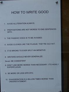 as an English teacher, I love this.