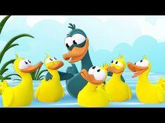 Bir gün beş küçük ördek, saklanmışlar gizlice... Five Little Ducks şarkısını çok güzel bir animasyon eşliğinde Türkçe sözlere uyarladık. 5 Küçük Ördek şarkıs... Rubber Duck, Tweety, Pikachu, Disney Characters, Fictional Characters, Drama, Activities, Youtube, Mini