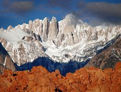 Mount Whitney, by Danielle