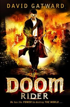 The Doom Rider- The Apocalypse is coming. And the only ones who can save the world, hold the power to destroy it.   Seth Crow has lived a thousand lives, and in each one he's been murdered before he turns thirteen.   And now he's being hunted again. But this time it's different.   Enter Lily, who tells him of his fate: Seth is CONQUEST. The first of the four riders of the Apocalypse. And people want him dead, before he can fulfil his destiny.   Seth's only hope lies in finding the other…