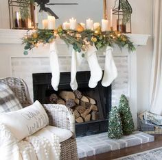 Love Christmas decor