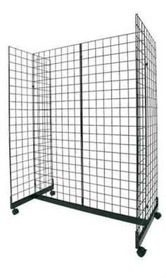 Shop SSW Dealer Supply for a variety of wire grid displays. Every wire grid display and wire grid wall display has the lowest prices and same day shipping!