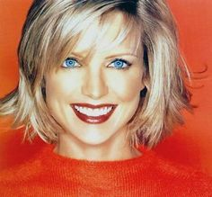 Short hair - Courtney Thorne-Smith