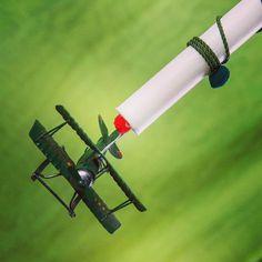 Πασχαλινή Λαμπάδα με αεροπλανάκι, κατάλληλη για αγόρια! #λαμπαδες #lampades #πασχα #pasxa #ManolasDeco