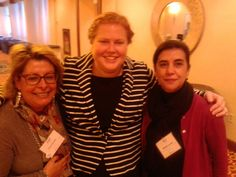 With Hilary Hartley from ISEP and Elisabete Lourenço at the Conference last day! #isep #isep2014