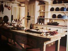 lovely, homey kitchen.