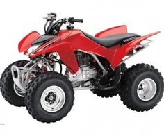 2011 Honda TRX250X four wheeler is one of the most favorite ATVs amongst the beginners. It is fun to ride this 2011 TRX250X four wheeler from Honda. Equipped with a power packed engine, great aesthetics and ample of good features, this four wheeler is truly a remarkable machine