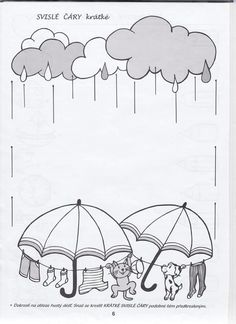 Worksheets, Preschool, Autumn, Graphic Design, Weather, Fall, Literacy Centers, Nursery Rhymes, Kindergarten