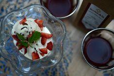Helado de te de frutas, fresa y nata tererecetas 01