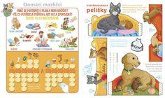 sluníčko World Languages, Teaching Spanish, Activities For Kids, Comics, Children, Crafts, Fictional Characters, Weaving, Young Children