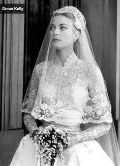 abiti da sposa Grace Kelly - Cerca con Google
