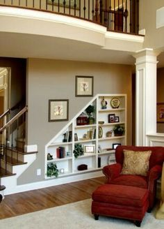 Lastest Home Design. The Best Advice For Planning A Home Improvement Project. Home improvement offers something for everyone, whether you're a novice or a seasoned contractor. Do not allow the home improvement shows you see on televi Home Improvement Projects, Home Projects, Home Improvements, Built In Bookcase, Bookcases, Bookcase Wall, Built In Wall Shelves, Corner Bookshelves, Small Bookcase
