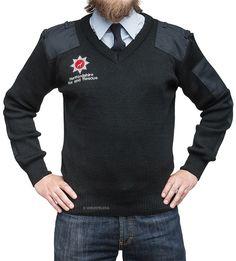 Brittiläinen palomiehen villapaita, ylijäämä